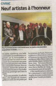 sud-ouest 28 sept 2015