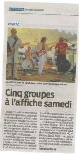 article fete musqiue