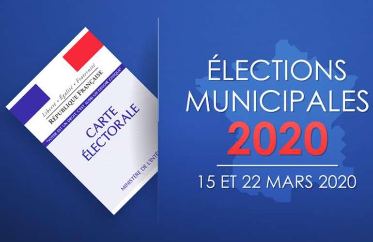 Important : Élections municipales 2020